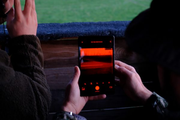 Lenovo M8 Tablet mit Huntredlight