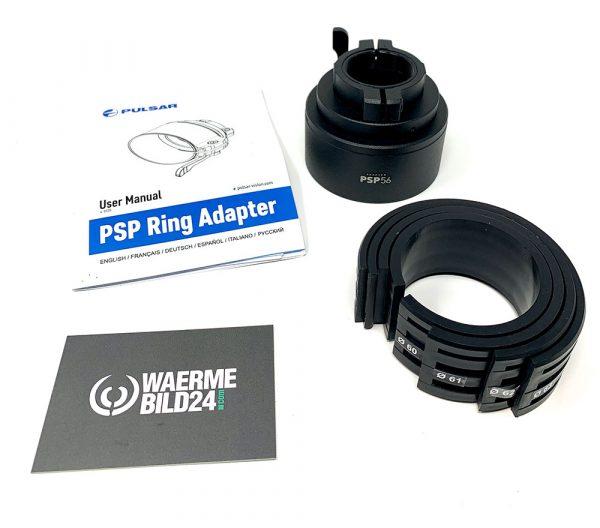 PULSAR PSP Ring Adapter
